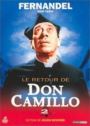 Le retour de Don Camillo (1953) (Collector's Edition, 2 DVDs)