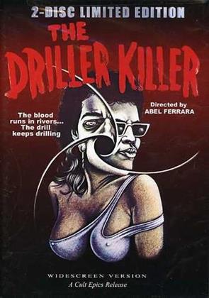 The Driller Killer (1979) (Limited Edition, 2 DVDs)