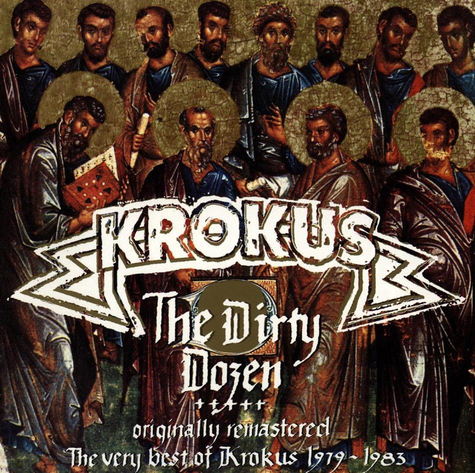 Krokus - Dirty Dozen - Best Of