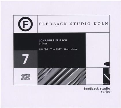 Fritsch Johannes/Wolpe Trio & Johannes Fritsch - Hochtoener, Rm 96