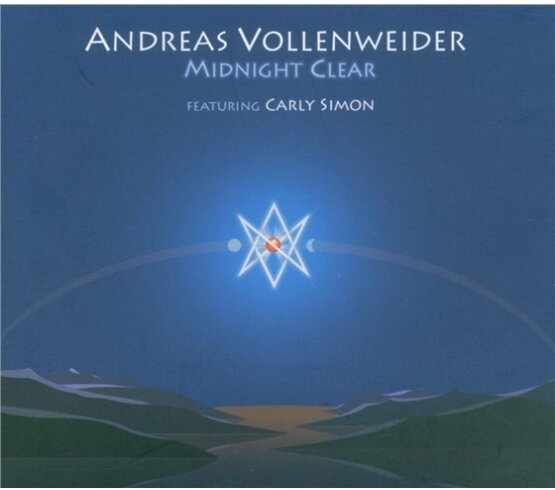 Andreas Vollenweider - Midnight Clear (European Edition)