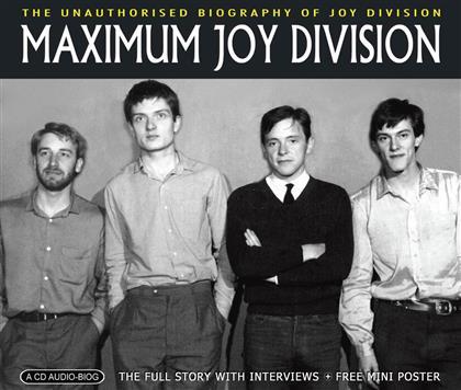 Joy Division - Maximum Joy Divison - Audio Biography