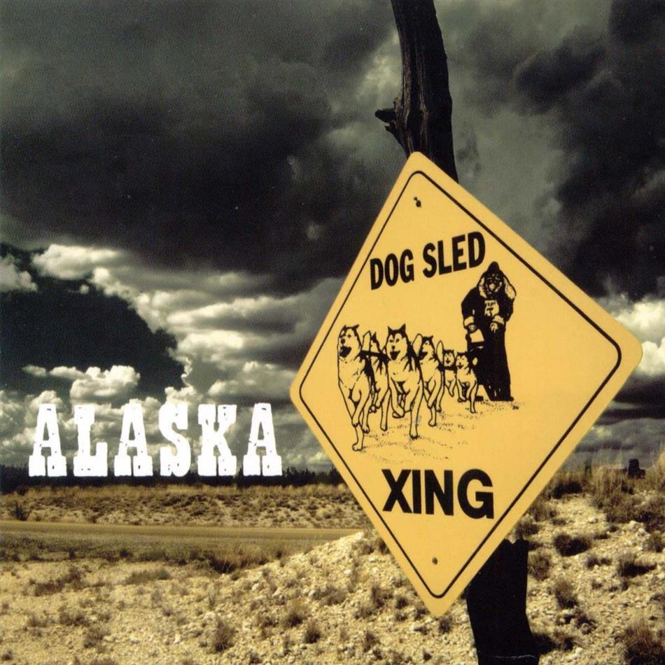 Alaska (Ch) - Dog Sled Crossing