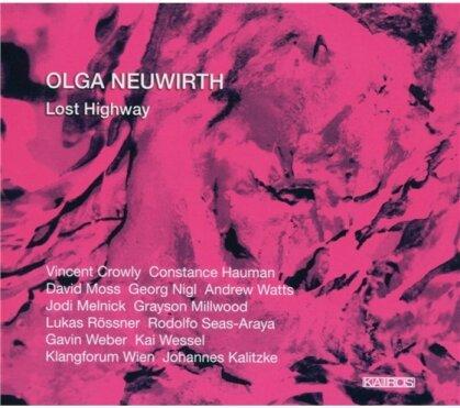 Klangforum Wien/Kalitzke J. & Olga Neuwirth - Lost Highway (2 SACDs)