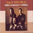 Taha/Khaled/Faudel - 1.2.3. Soleils (Digipack)
