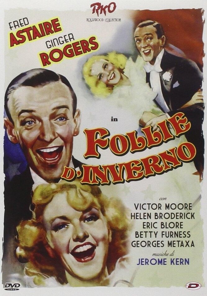 Follie d'inverno (1936) (s/w)