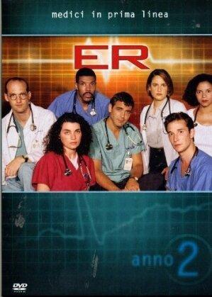 ER - Medici in prima linea - Stagione 2 (4 DVD)