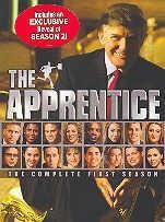 The Apprentice - Season 1 (5 DVDs)
