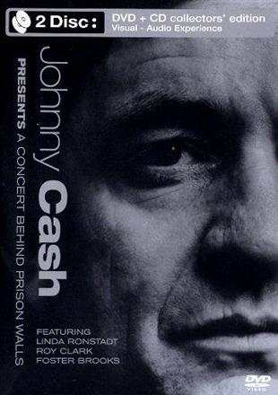Johnny Cash - A concert behind prison walls (DVD + CD)