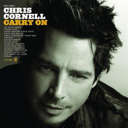 Chris Cornell (Soundgarden/Audioslave) - Carry On