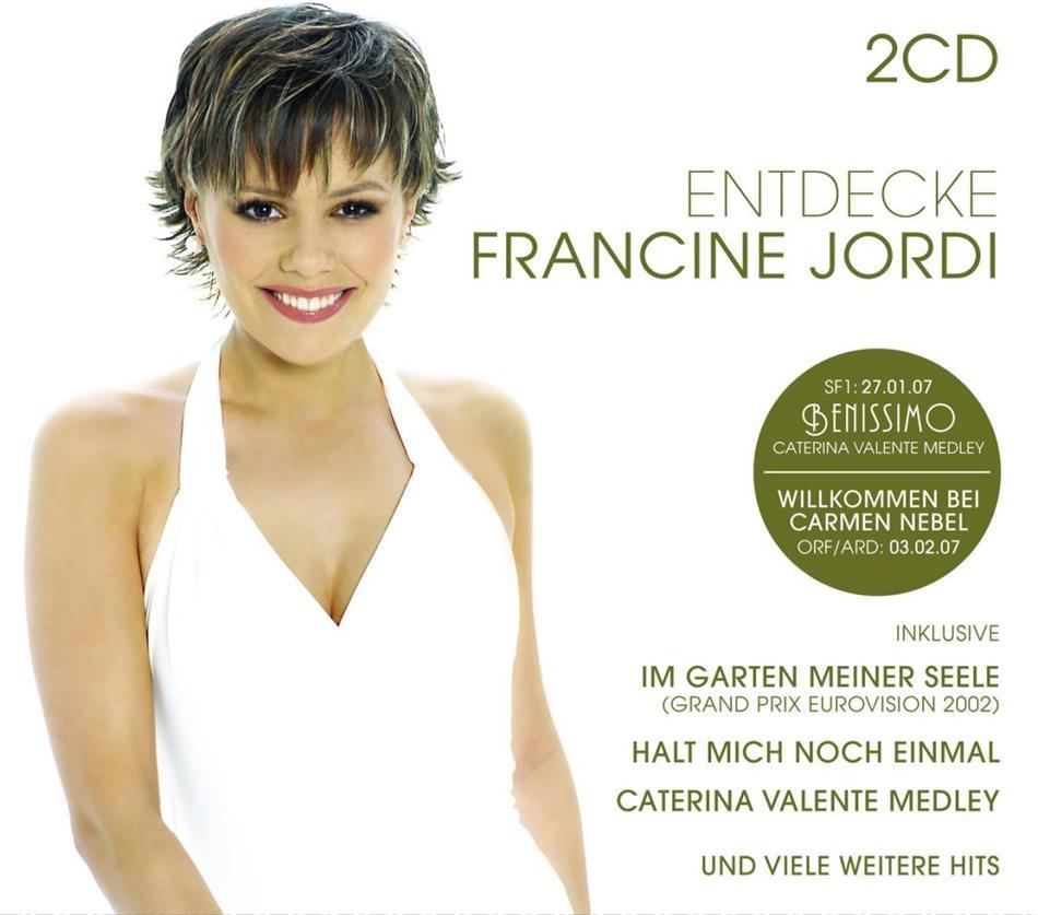 Francine Jordi - Entdecke Francine Jordi (2 CDs)