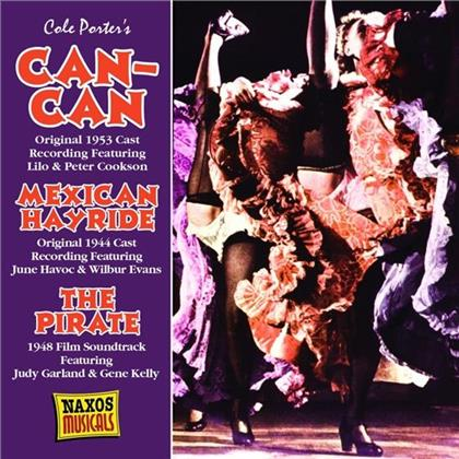 Cole Porter - Can Can/Mexican Hayride/Pirate