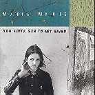 Maria McKee - You Gotta Sin To Get Saved