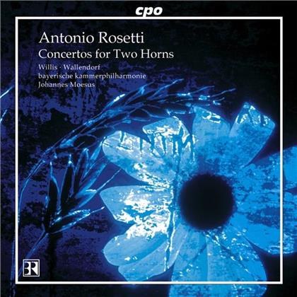 Klaus Wallendorf & Francesco Antonio Rosetti (1750-1792) - Konzert Fuer 2 Hoerner B27 C56