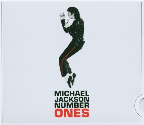 Michael Jackson - Number Ones - Slidepack