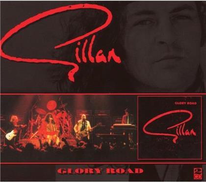 Ian Gillan - Glory Road (New Version, Remastered, 2 CDs)