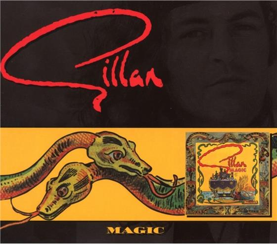 Ian Gillan - Magic (New Version, Remastered)