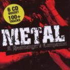 Metal - A Headbanger's Companion - Vol. 1 - Earache Records (6 CDs)