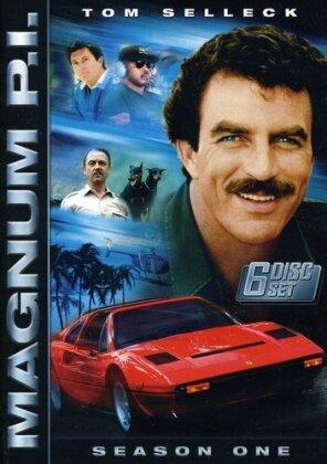 Magnum P.I. - Season 1 (6 DVDs)