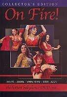 Various Artists - On fire: Hottest bellydance DVD ever