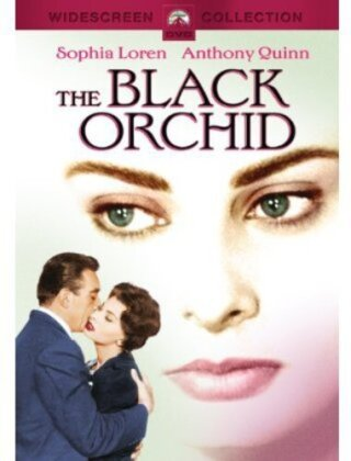 The Black Orchid (1958) (s/w)
