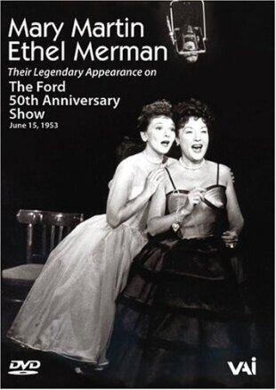 Mary Martin & Ethel Merman - Ford 50th Anniversary Show (VAI Music, n/b)