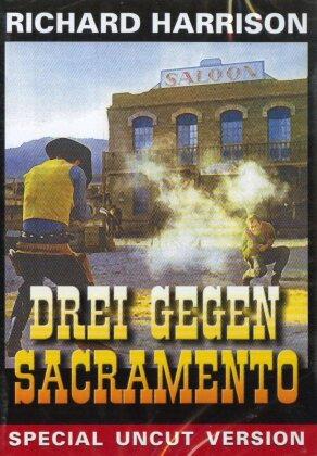 Drei gegen Sacramento (1963) (Uncut)