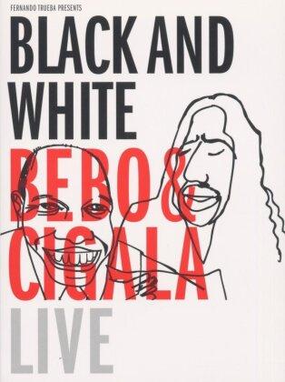 El Cigala Diego & Valdes Bebo - Black and White / Blanco y negro - Live