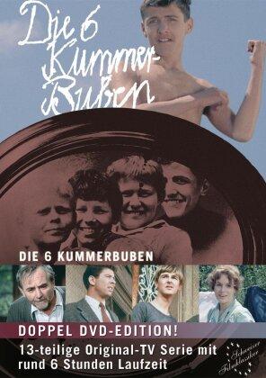 Die 6 Kummerbuben - Die TV-Serie (2 DVDs)
