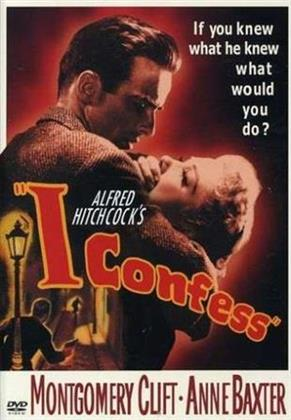 I confess (1953) (s/w)