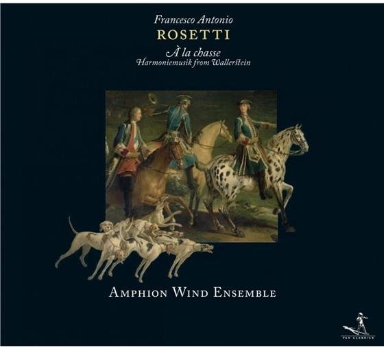Amphion Wind Ensemble & Francesco Antonio Rosetti (1750-1792) - Partita In D-Dur B2 (Weltpremiere)