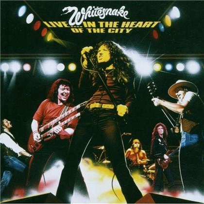 Whitesnake - Live... In The Heart Of The City (Remastered, 2 CDs)