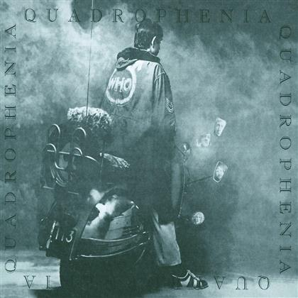 The Who - Quadrophenia (Remastered, 2 CDs)