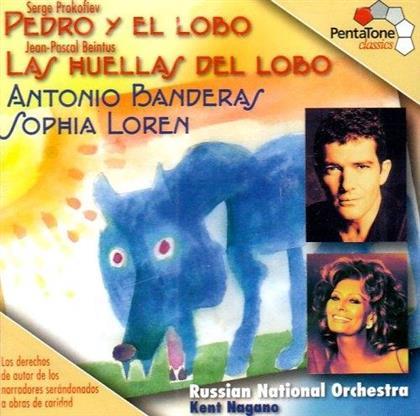 Antonio Banderas & Jean-Pascal Beintus - Las Huellas Del Lobo