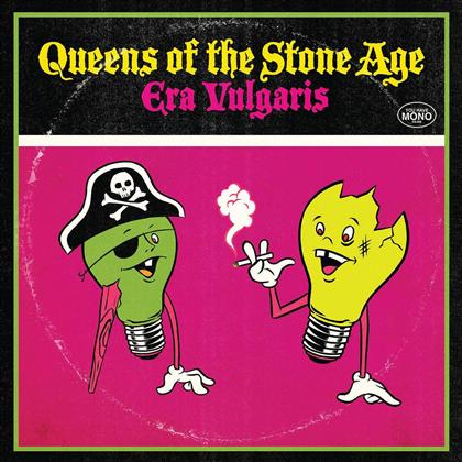 Queens Of The Stone Age - Era Vulgaris (Euro Version)