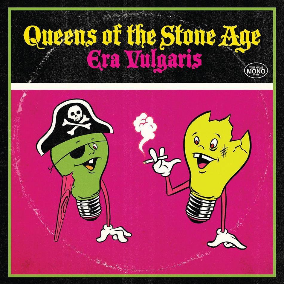 Queens Of The Stone Age - Era Vulgaris (Euro Version)
