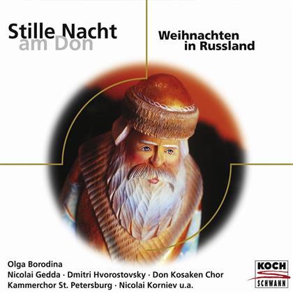 Don Kosaken Chor - Weihnachten In Russland