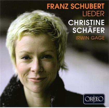 Markus Schäfer & Franz Schubert (1797-1828) - Lieder