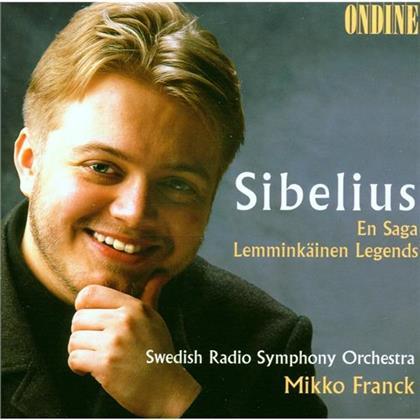 --- & Jean Sibelius (1865-1957) - En Saga/Lemminkäinen