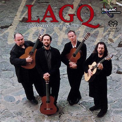 Los Angeles Guitar Quartet & --- - Lagq Latin - lim UHD (SACD)