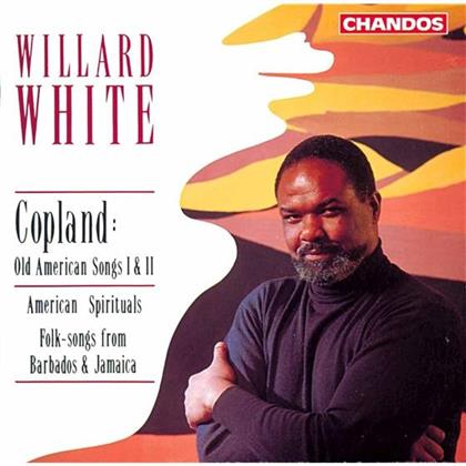 White/McNaught & --- - Old American Songs