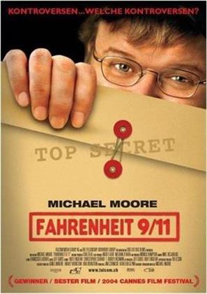 Fahrenheit 9/11 - Michael Moore (2 DVDs)