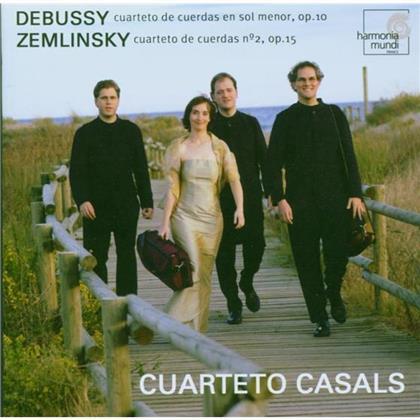 Casals Quartett & Debussy/Zemlinsky - Streichquartette