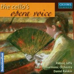 Ramon Jaffe & Diverse Cello - Cello's Opera Voice