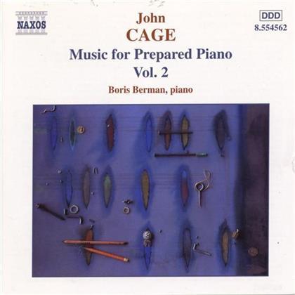 Boris Berman & Cage - Musik F.Präp.Klav. 2