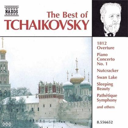 Various & Peter Iljitsch Tschaikowsky (1840-1893) - Best Of Tschaikowsky