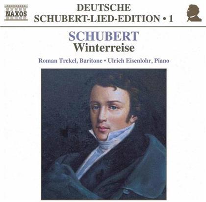 Trekel/Eisenlohr & Franz Schubert (1797-1828) - Winterreise