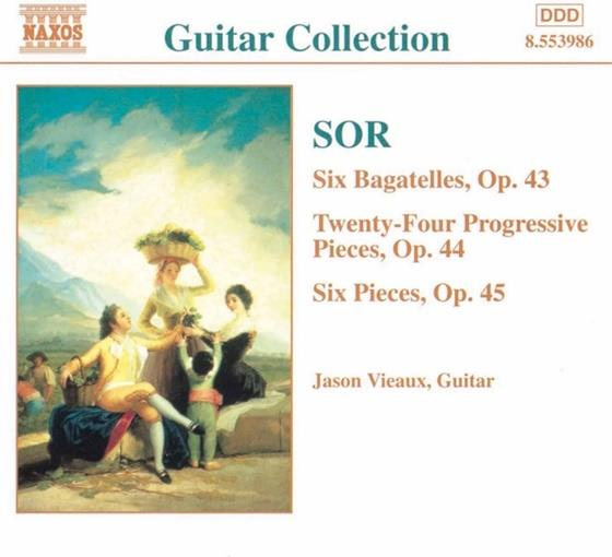Vieaux & Sor - Git.Musik, Op.43-45