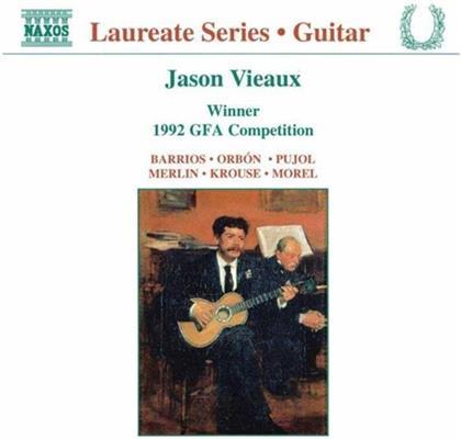 Jason Vieaux & Various - Gitarren Recital