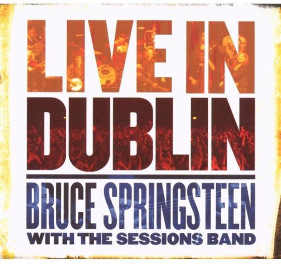 Bruce Springsteen - Live In Dublin (2 CDs)